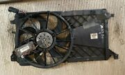 2004 Mazda 3 Electric Cooling Radiator And A/c Condensor Fan Motor Assembly 2.0l