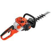 Hedge Trimmer Gas 2 Stroke Cycle Double Sided Lightweight Antivibration Hand Hel