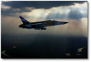 Moment Of Solace By Peter Chilelli - Republic F-105 Thunderchief - Aviation Art
