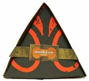 Disney Star Wars Galaxyand039s Edge 3ft X 5ft Resistance Flag With Grommets