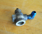 Piper Pa23-250 Aztec Vacuum Suction Relief Valve Assembly 492-064
