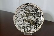 On Eagleand039s Wings By Diana Casey Bradford Exchange Porcelain Plate