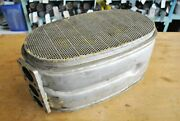 Douglas Dc-3 / Airesearch Tubular Oil Cooler Assembly 86250 4124-9