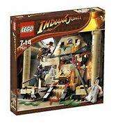 Lego Lego Escape From Indiana Jones And The Temple Of 7621
