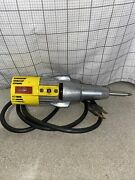Vintage Wizard Clutched End Drill Poe5600 Western Auto Supply Jet Screwdriver