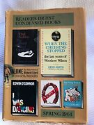 Readers Digest Condensed Books First Edition Hardcover Book Vintage Vol. 2