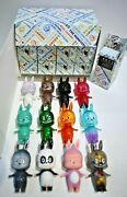 Labubu The Little Monsters Series 1 By Kasing Lung X How2work - Mini Figure Coll