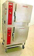 Blodgget Combi Double Stack Electrical Oven Refurbished