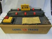 Lionel 350 Transfer Table Postwar Original 1957-60 Boxed With Controller