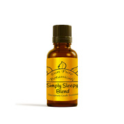 Sun Pure Botanicals Simply Sleepy Essential Oil Blend - 100 Pure And Natural