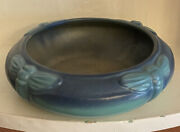 Van Briggle Pottery 1910- 1920s Mulberry Dragonfly Bowl