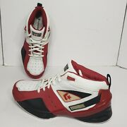 Converse Cons Rns 2 Red White Black Mens Size 12