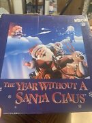 Vintage New In Box Year Without Santa Claus Miser Brothers Neca Rare Cookie Jar