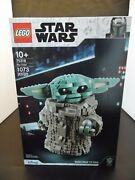 Lego Star Wars Disney The Mandalorian The Child 75318 New Sealed In Hand