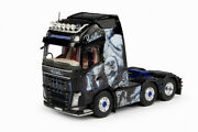 For Volvo Fh04 Tractor For Fleischmann 1/50 Diecast Model Car Finished Truck