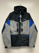 Manatash Waterproof Winter Coat With Removable, Reversible Vest L Nwt