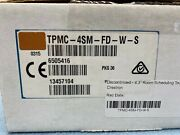 """Crestron Tpmc-4sm-fd-w-s 6505416 4.3"""" Room Scheduling Touch Screen White"""