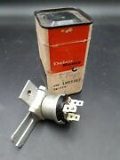 67 68 Cadillac Deville Brake Light Low Pedal Switch W. Cruise Control Nos