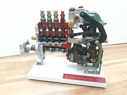 Technical Teaching Aid Bosch In Line Injection Pump With Rsv Flyweight Governor
