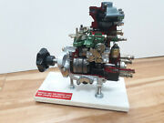 Technical Teaching Aids Distributor Type Fuel Injection Pump With Charging Lda