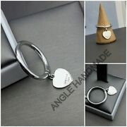 925 Sterling Silver, Please Return To Ring, Heart Tag Ring In Silver T Ring Love