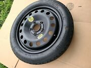 Bmw E46 3 And 1 Series 17 Compact Emergency Spare Wheel And Tire 2000-2013 330ci