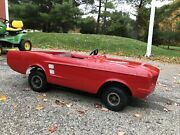 Mustang Junior Go Cart Kart