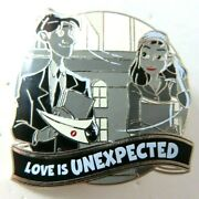 Disney Pin Paperman Love Is Unexpected Mystery Chaser Le 250 123740
