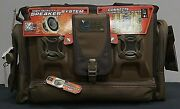 102560 Wild River Rouge Wn3701 Stereo Speaker Tackle Bag New