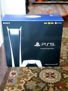 Sony Playstation 5 Digital Edition 825gb Video Game Console - White