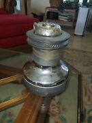 Harken 48 Two Speed Sailboat Winch Used.andnbsp Serviced And In Good Working Order