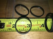 Lionel Steam Engine Traction Tire 4 Ea. Also Williams, Atlas, Engines 1 Id