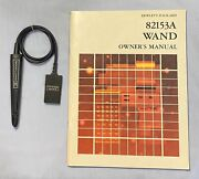 Hp Wand With Manual For Hp 41c Cv Cx Calculators