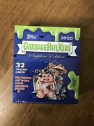 2020 Topps Garbage Pail Kids Gpk Sapphire Edition Factory Sealed Box In Hand