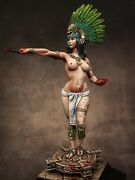 Priestess Painted Collectible Figure 120mm Chronos Miniatures Chm-120.003 1/16