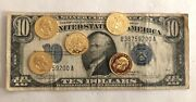 Look__5- 1915- Prooflike Austrian Gold Ducat Coins See Gold Coins And Jewelry
