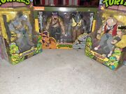 Neca Playmate Tmnt Classic Collection Nickelodeon Bebop And Rocksteady Mew