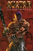 Avatar Press Avatar Illustrated Comic Book 1 1998 1st Appearance Of The Goon