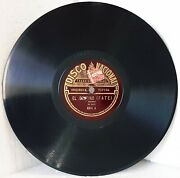Francisco Canaro Orch. Odeon 6914 Fate - Je Vous Aime Jazz 78 Rpm
