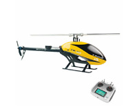 Flywing Fw450 6ch 3d Brushless Motor Gps Rc Helicopter Rtf Aircraft Drone Gift