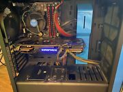 Hardly Used Self Built Gaming Pc 960gtx Runs Games On High/ultra.