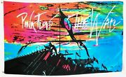 Pink Floyd The Wall Premium Flag 3and039 X 5and039 Concert Banner Licensed Top Quality