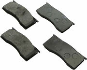 1964 - 1967 Mustang Gt Metallic Brake Pads Ideal For Street Use. Low Dust D11
