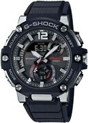 New Casio G-shock G-steel Tough Solar Connected Menand039s Watch Gstb300b-1a