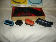 Vintage Battery Operated Marx Two-in-one Train Set No. J-6209