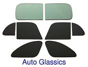 1941 1942 1946 1947 1948 1949 Buick Special Sedanet Coupe Flat Glass New Windows