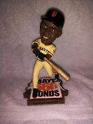 Forever Collectibles Barry Bonds Sf Giants 660th Homerun Bobblehead
