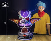Sd Studio Dragonball Dbz Frieza Bust Gk Collector Resin Painted Limited Statue