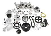 Holley Premium Polished Mid-mount Ls7 Complete Accessory System Dry Sump 20-190p