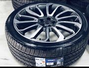 Land Rover Range Rover 22 Rim And Tire Packages